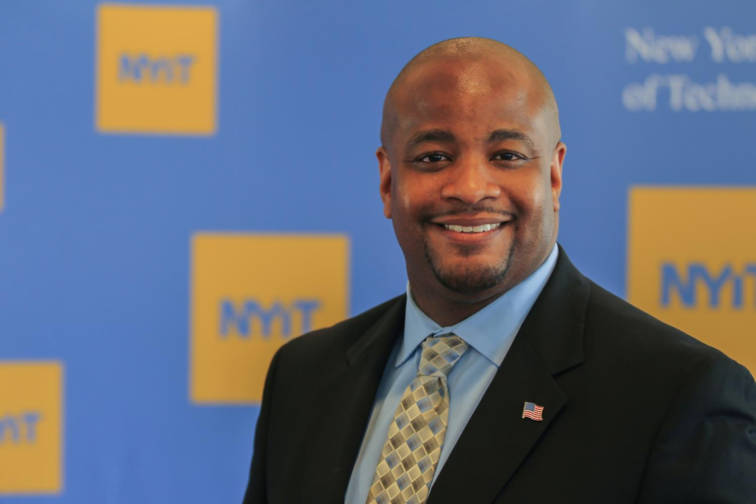 University Names New Athletic Director