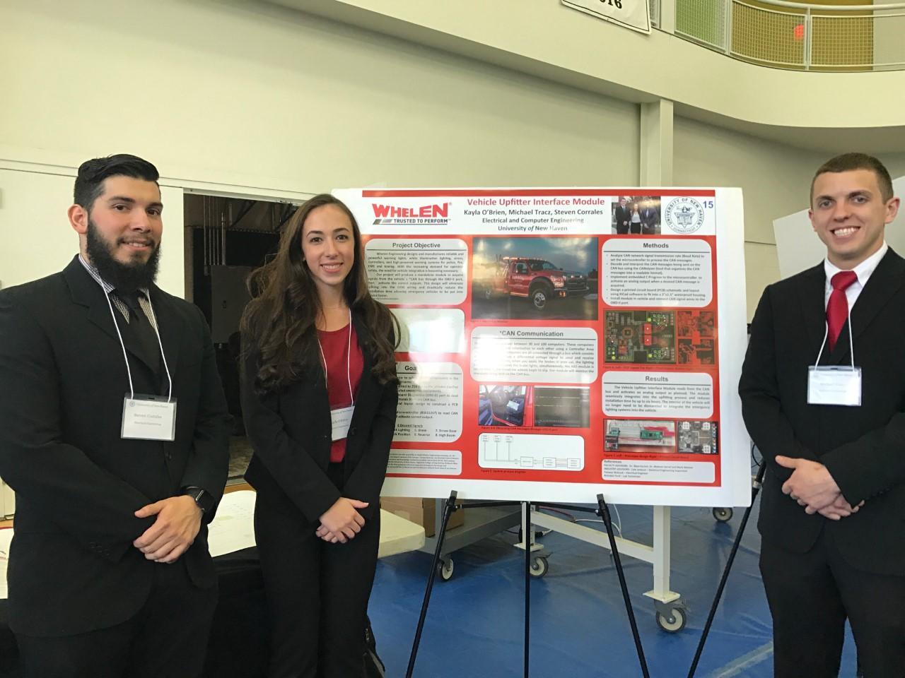 Engineering Students Display Innovation Senior Design Expo
