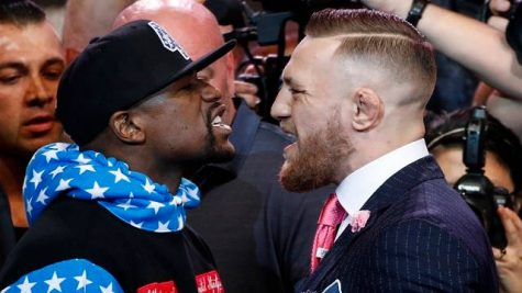 Mayweather takes on McGregor in Fight for the Ages