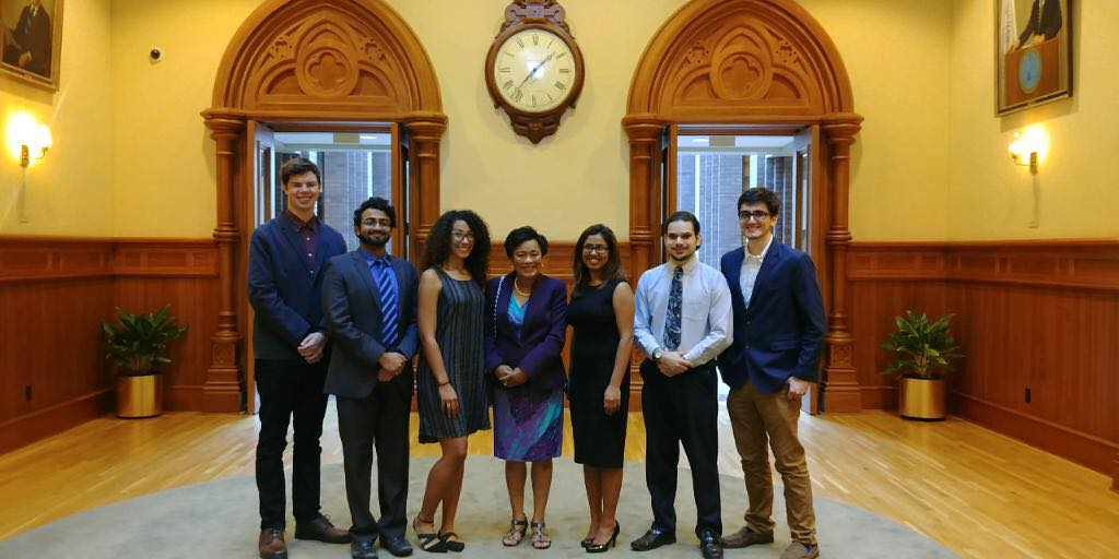 Student Start-Up Aims for Silicon Valley