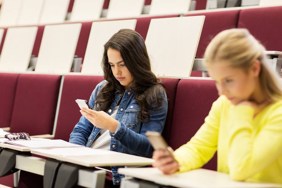 New App Tries to Get Students to 'Unplug'