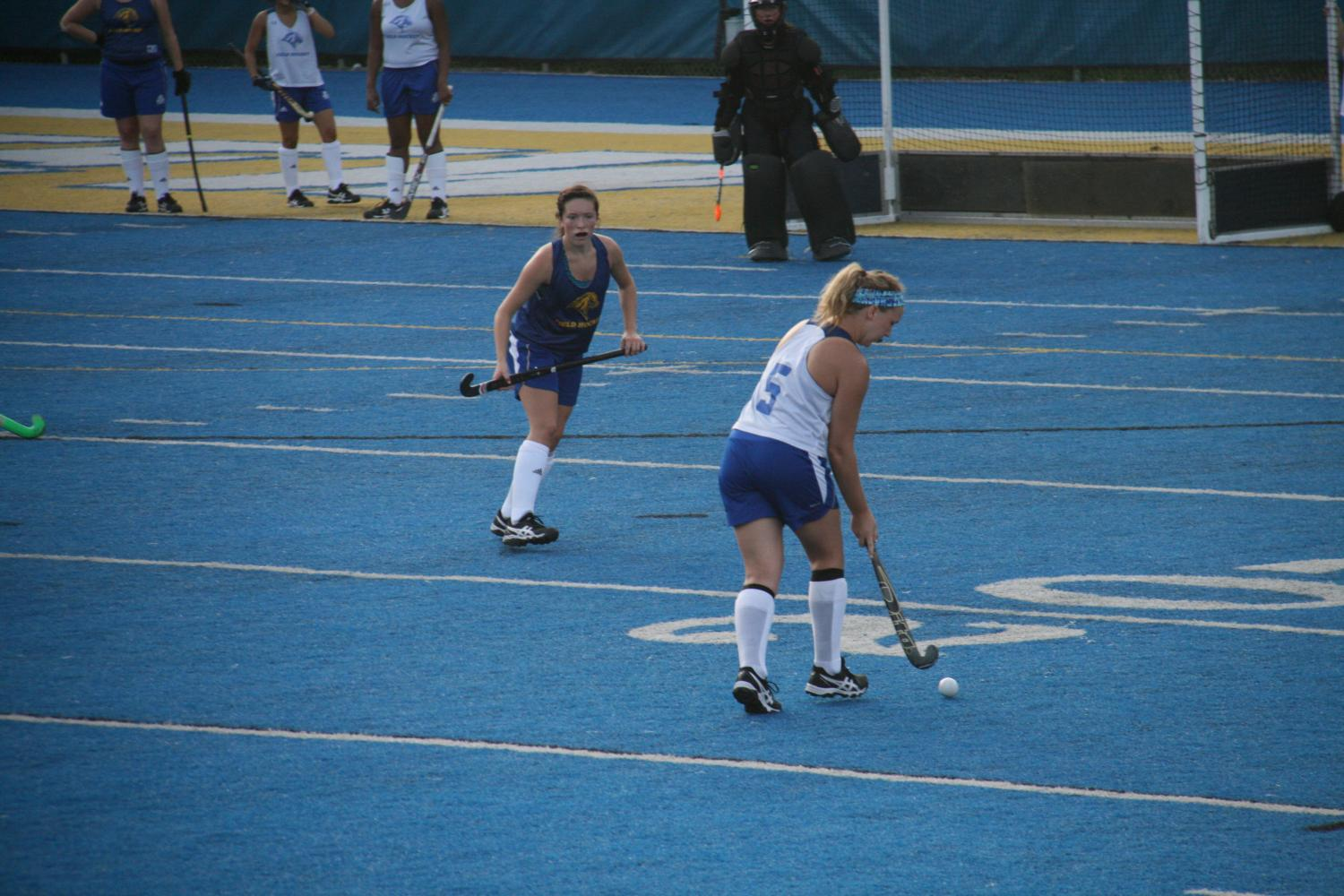 Charger Defense Carries Field Hockey