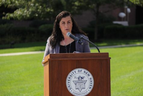 USGA President Encourages Students to Voice Concerns