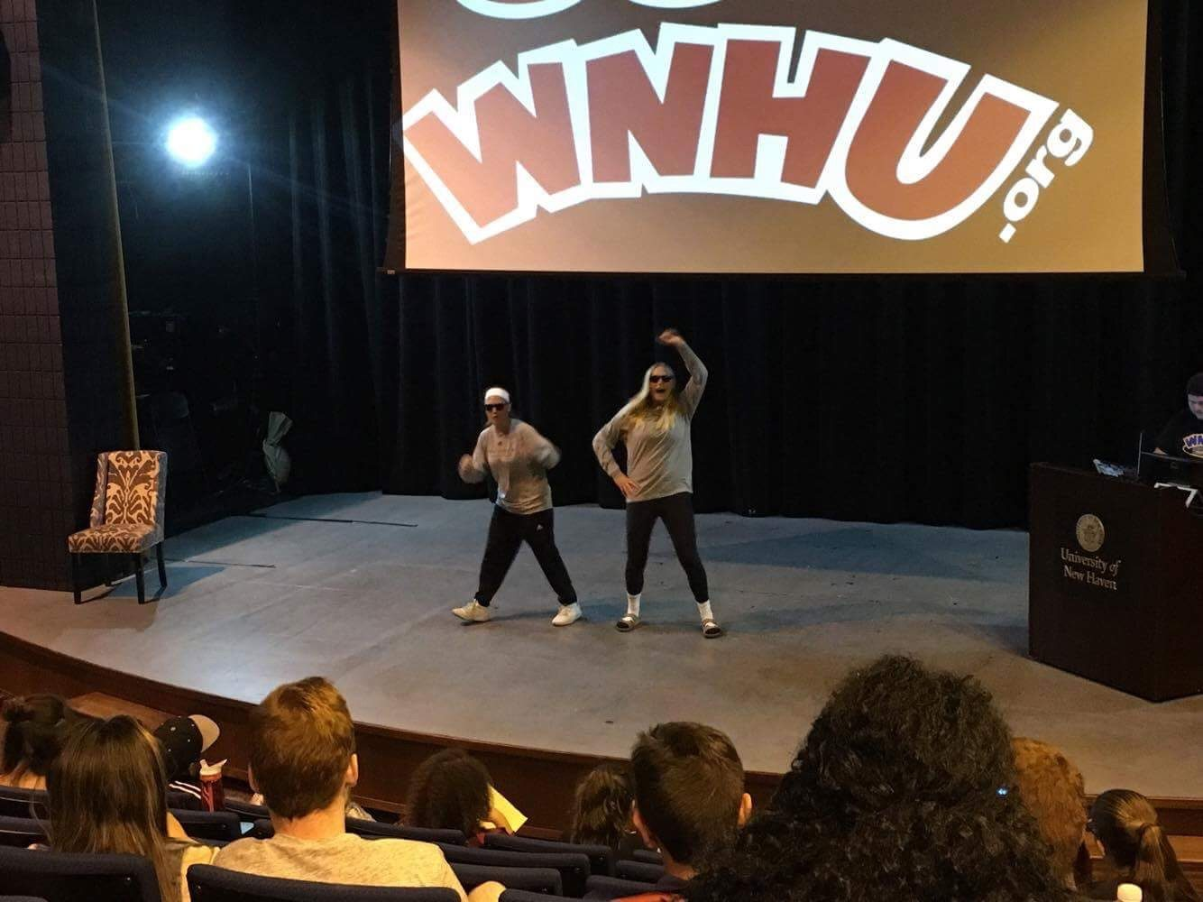 Students Lip Sync Their Hearts Out