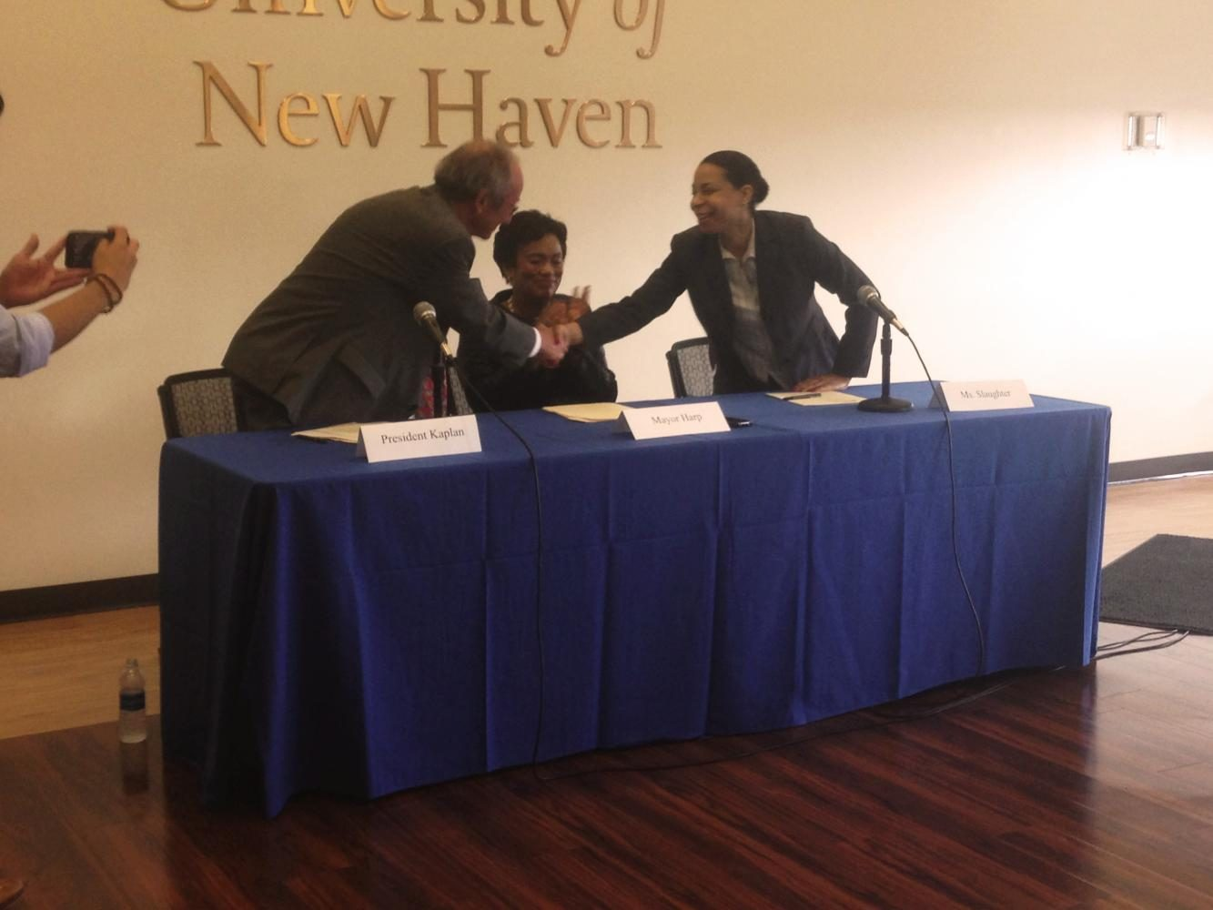 University+Enters+Partnership+With+New+Haven+Sister+Cities