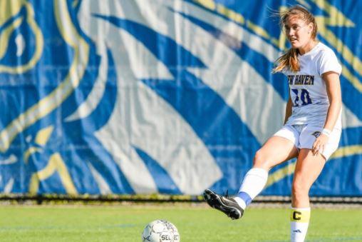 Women's Soccer Ties American International