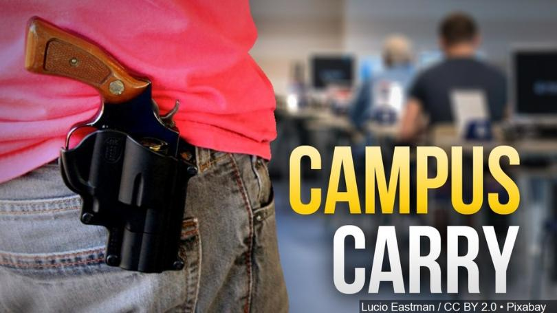 Why Are Guns Allowed on College Campuses?