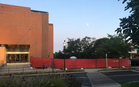 Dodds Hall to Undergo Exterior Renovations