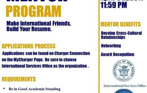 International Peer Mentor Program Helps Students Adjust