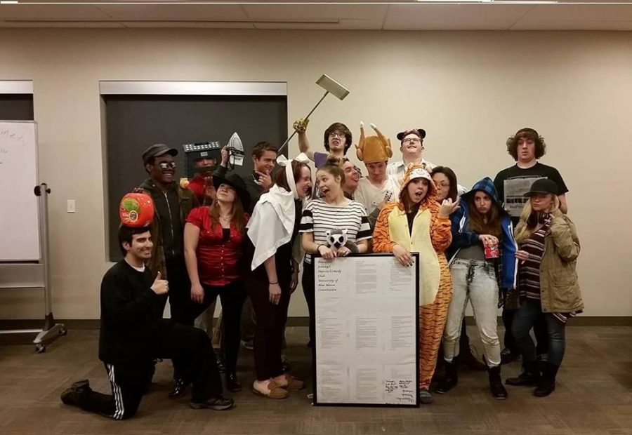 Pineapple Johnny Brings Comedy to Campus