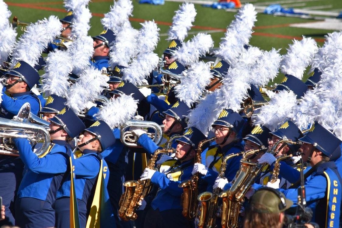 Allentown Welcomes Charger Band