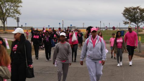 Breast Cancer Walk Makes Strides New Haven