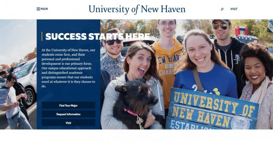 NewHaven.edu+Gets+a+Makeover