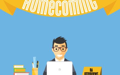 RA's Talk Homecoming