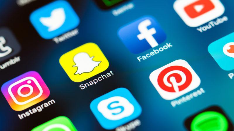 Social Media is Taking Over