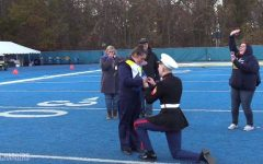 Student Gets Surprise Post-Game Proposal