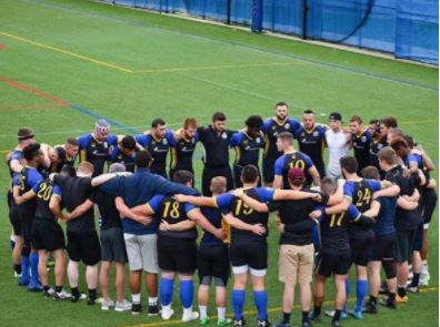 Men's Rugby Team Goes Undefeated