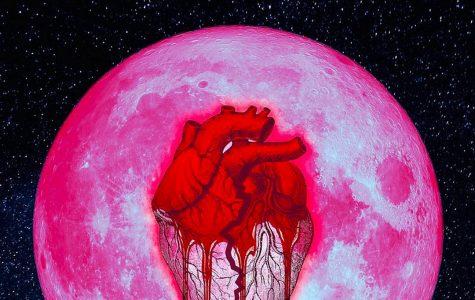 "Chris Brown Releases 45 Songs on ""Heartbreak on a Full Moon"""