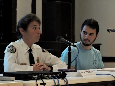 Students Hold Panel on Consent