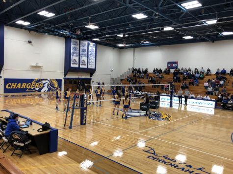 Women's Volleyball Captures Second Consecutive NE-10 Title