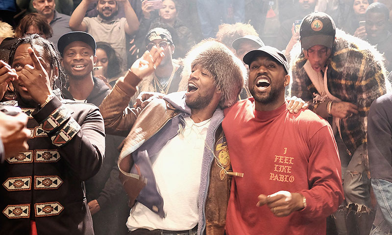 kanye west research paper science