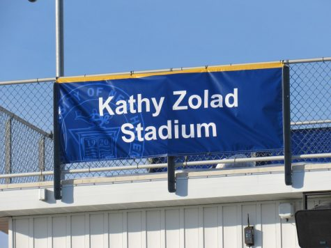 Stadium at Kayo Field Dedicated to Kathy Zolad