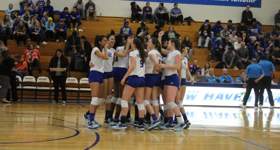Women's Volleyball Heads to Finals After Win Against Southern