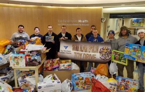 Greek Organizations Host Toy Drives for the Holiday Season