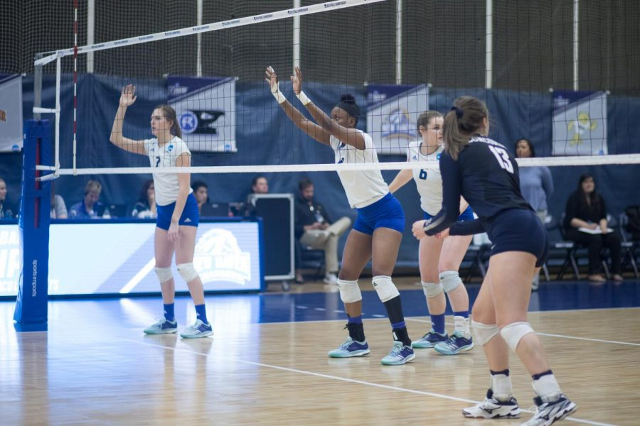 Chargers Volleyball Falls in Elite Eight Quarterfinal