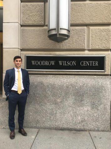 University Student Spends Fall in Washington