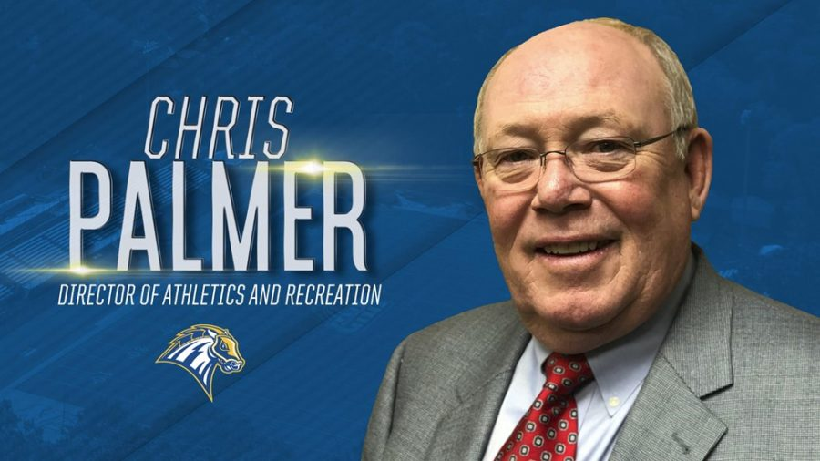 University Names Chris Palmer New Athletic Director, Bailey Gone