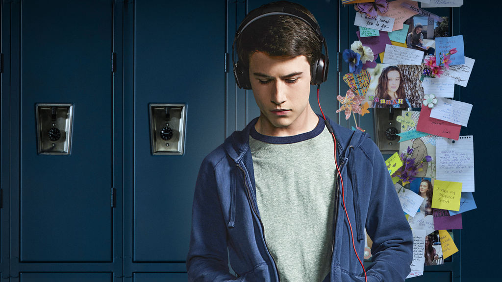 Promotional Image for 13 Reasons Why. Source: Netflix