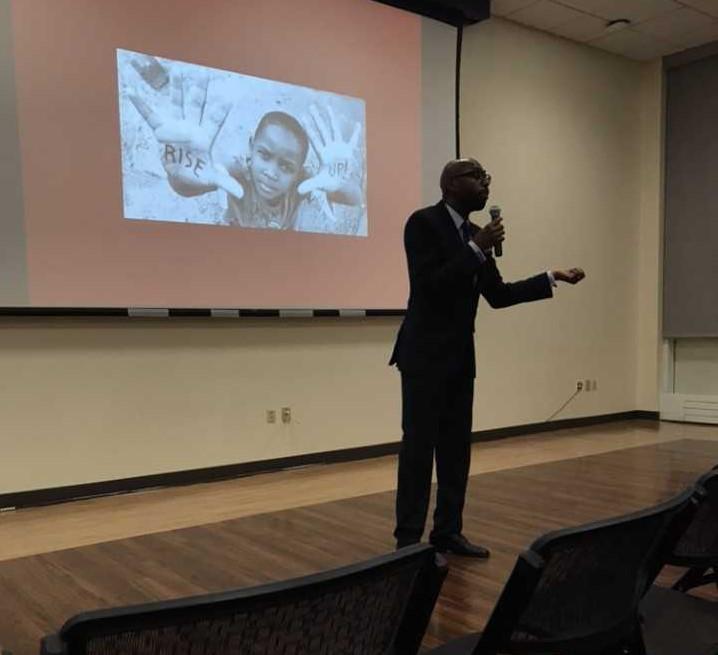 Myatt Center Hosts Discussion on Race