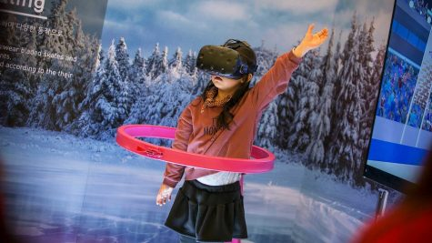 Experience the 2018 Winter Olympics in Virtual Reality