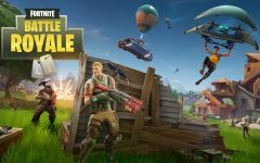 """Epic Games Scores with """"Fortnite"""""""
