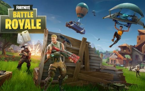 "Epic Games Scores with ""Fortnite"""