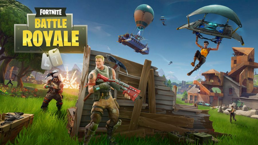 Epic Games Scores with Fortnite