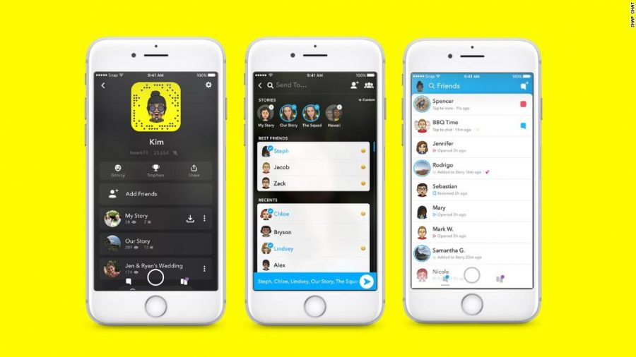 Snapchat Receives Hate After Recent Update