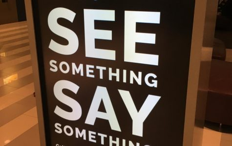 See Something, Say Something.