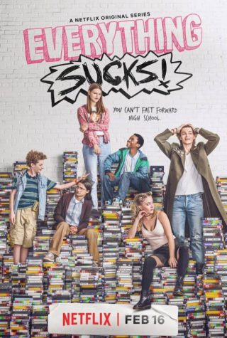 New Netflix Show: Everything Sucks!