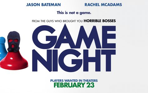 "Jason Bateman and Rachel McAdams Star in ""Game Night"""
