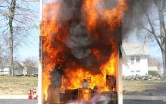Arson Awareness Week Teaches Fire Safety