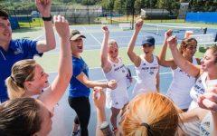Tennis Kicks off Spring Season