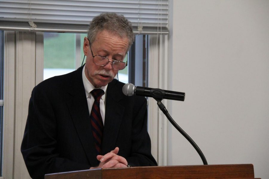 Phil Bartels Ends Term as Board of Governors Chair