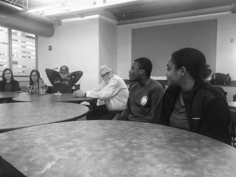 Students Discuss Role of Police in Minority Communities