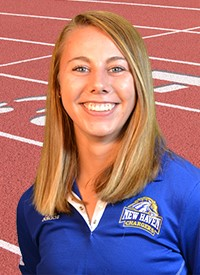 Riley Knebes Named NE-10 Women's Track Athlete of the year