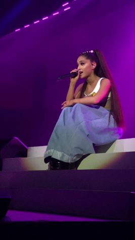 Ariana Grande Releases Fourth Studio Album