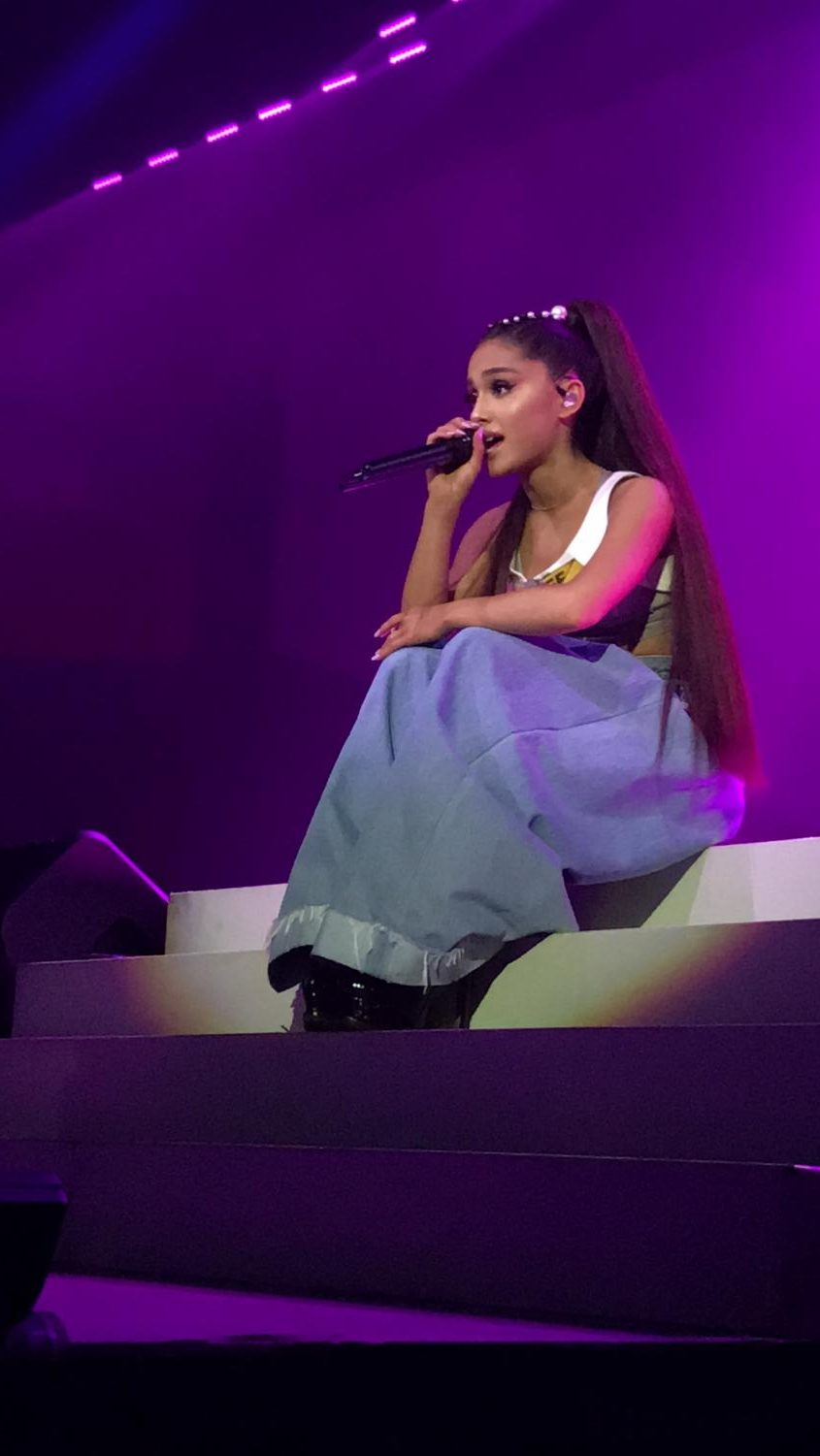 Ariana Grande Releases Fourth Studio Album - The Charger ...