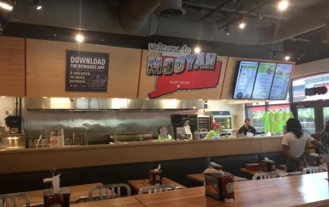MOOYAH Opens Under Atwood