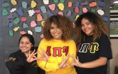 "Sorority Hosts ""Show Your Spots"""